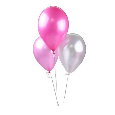 Product 3 heart balloons