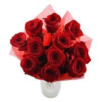 Bouquet 11 premium roses