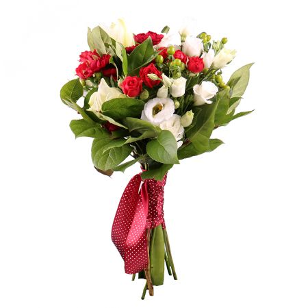 Order flowers with delivery