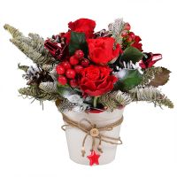 Bouquet For Christmas