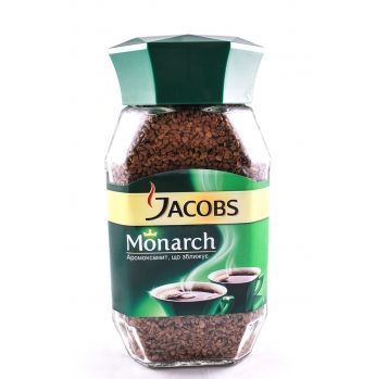 Product Instant coffee Jacobs Monarch 100 g