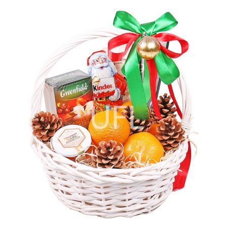 Product Basket Christmas evening