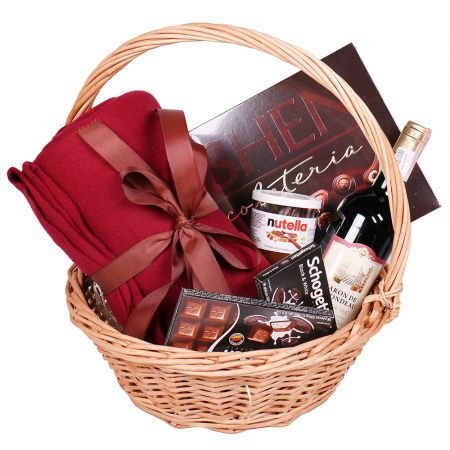 Product Basket Cosy evening