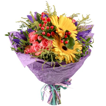 Bouquet Autumn melody