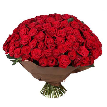Bouquet Seduction (101 roses)