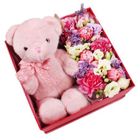 Bouquet Plush gift