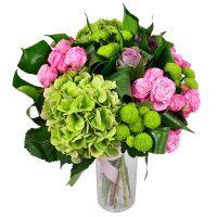 Bouquet Paradise garden