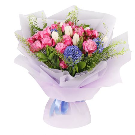 Bouquet Pink spring
