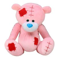 Product Pink teddy toy