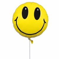 Buy Foil Balloon Smilen with online flower delivery