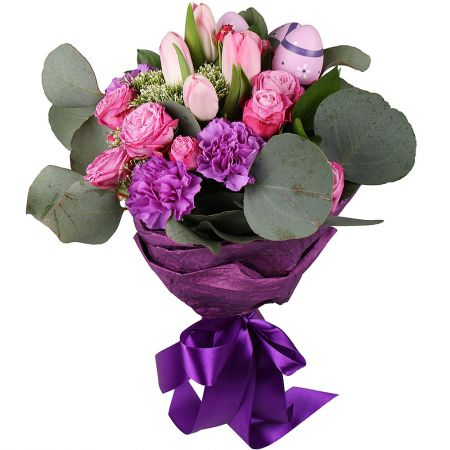 Bouquet Surprise for Easter