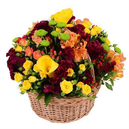 Bouquet Warm autumn