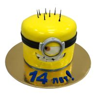 Product Cake to order - Minion