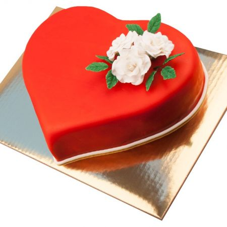 Product Cake - Red Heart