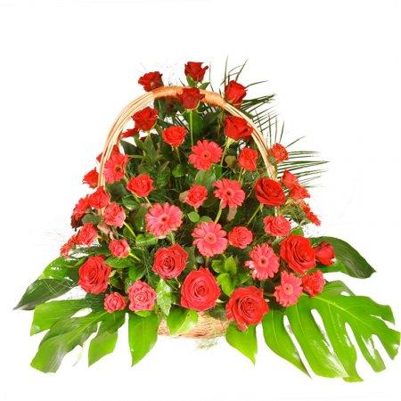 Bouquet Funeral arrangement 16