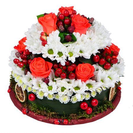 Bouquet Floral delicacy