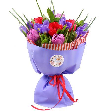 Bouquet Bright spring